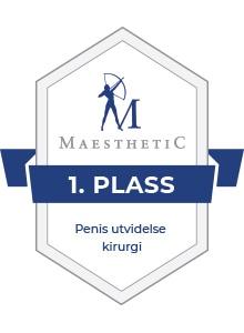 Penis utvidelse Maesthetic